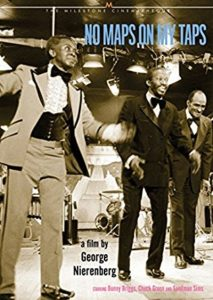 Tap dancers, tap dance, tap dancing, famous tap dancers, vaudeville, Harlem, Bunny Briggs, Chuck Green, Sandman Simms, DVD, documentary, biography, historical information, arts, art origins, performance, dance, dancing, dancers, jazz, American culture, No Maps on my Taps, buy DVD, Taps, tap shoes,