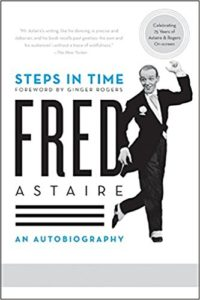 Fred Astaire, Autobiography, Biographer, Tap, Tap dancing, tap dancer, tap dance,