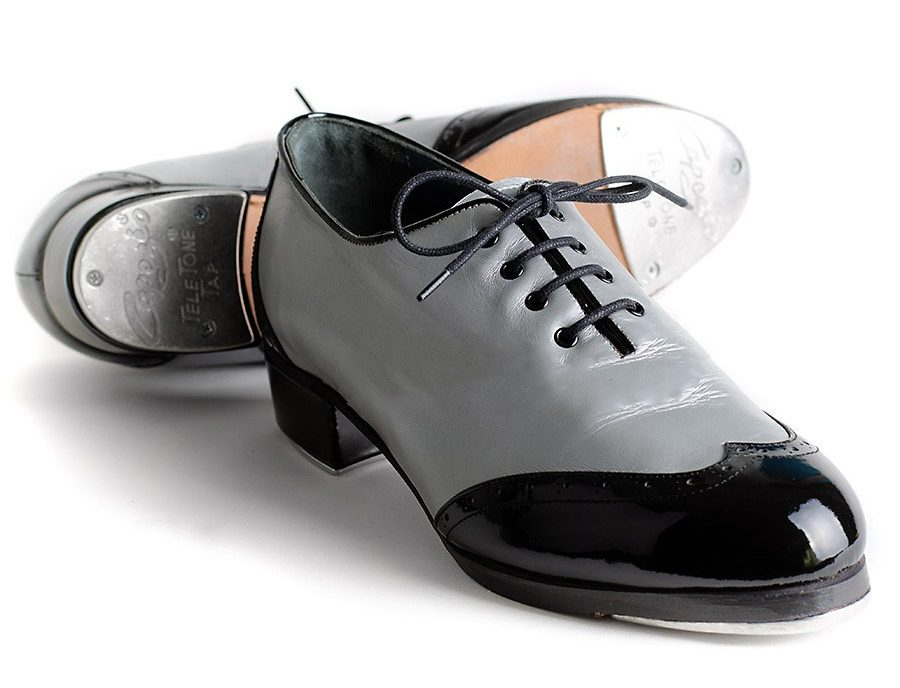 Customisable handcrafted tap shoe for tap dance