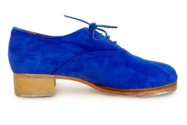 handmade tap dance shoes, tap shoes. tap dance shoes, tap shoes, tap dancers, professional dance shoes, customisable, handcrafted tap shoes, blue suede shoes.