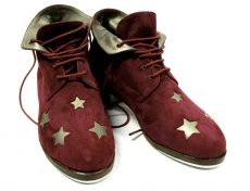 Embellished tap shoes. Embellished tap shoes, handcrafted tap dance boots for tap dancers. embroidered, handcrafted, handmade.
