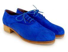 Customisable handcrafted tap shoe, bespoke design tap dance.